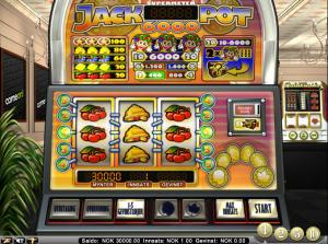 Norges mest populære spilleautomat, jackpot 6000. Denne finner du blant annet hos Casumo Casino