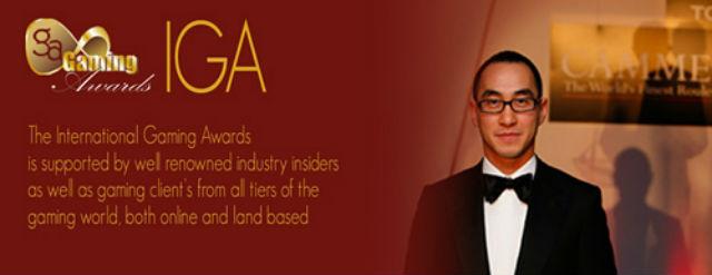 IGA mr green awards